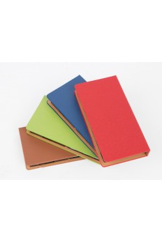 Multicolour PU Memo Pad & Post-It Notes