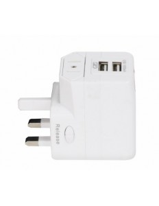 Detachable World Travel Adapter